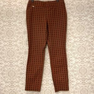 The Limited Exact Stretch Print Career Pants